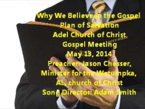 Why We Believe in the Gospel Plan of Salvation - Jason Chesser #5