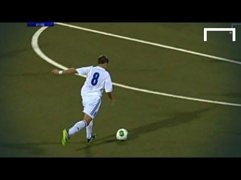 Wonder Goal from Hansson - Faroe Island v Kazakhstan