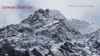 Nikon B700  |  EXTREME Zoom Tests on TAJ MAHAL  |  Himalaya  |  Qutub Minar & Many More