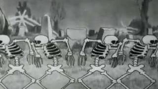 """The Skeleton Dance""! *** Silly Symphony 1929"