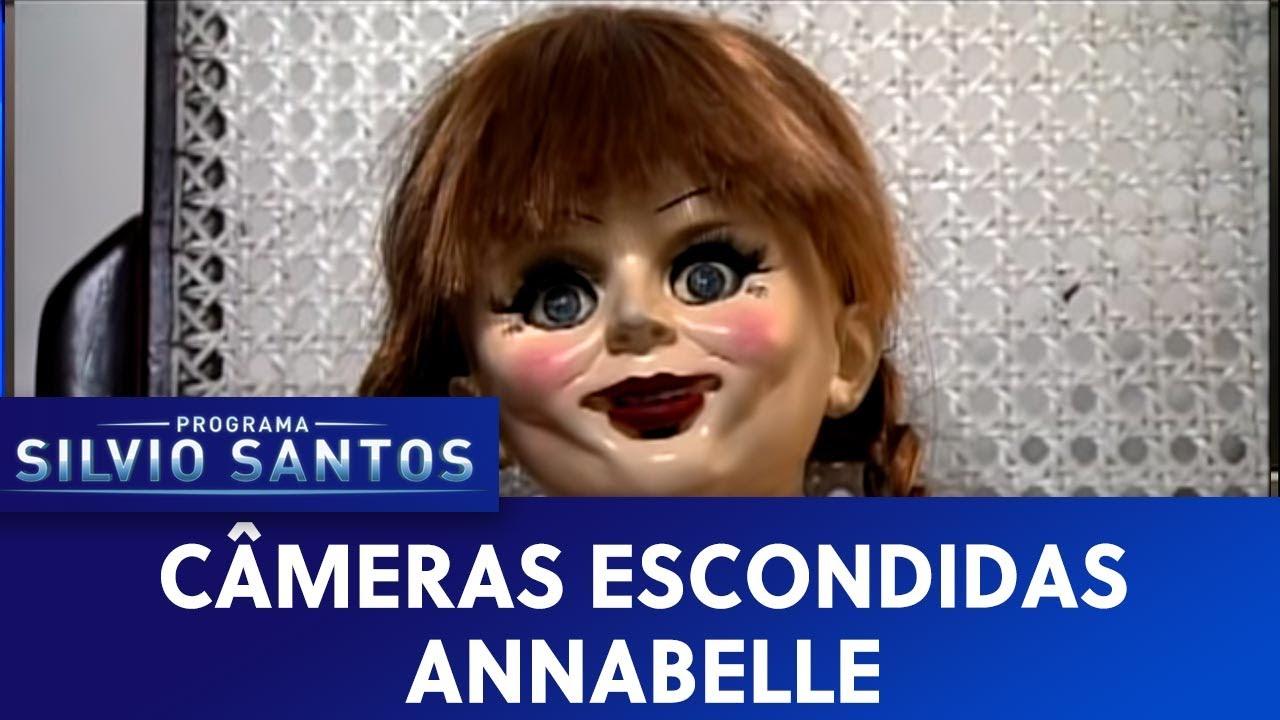 Annabelle flowers camera