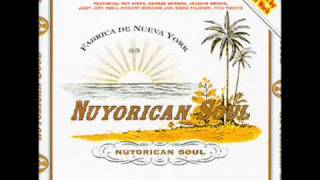 Nuyorican Soul - I am the black gold of the sun