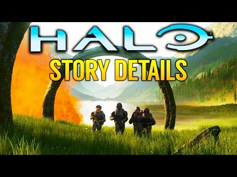 Halo Infinite STORY DETAILS LEAKED? Halo Infinite Release Date