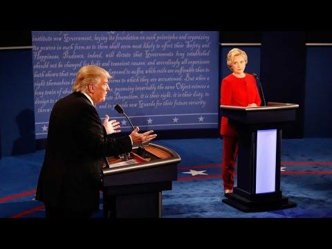 Trump Pummels Hillary On NAFTA & TPP