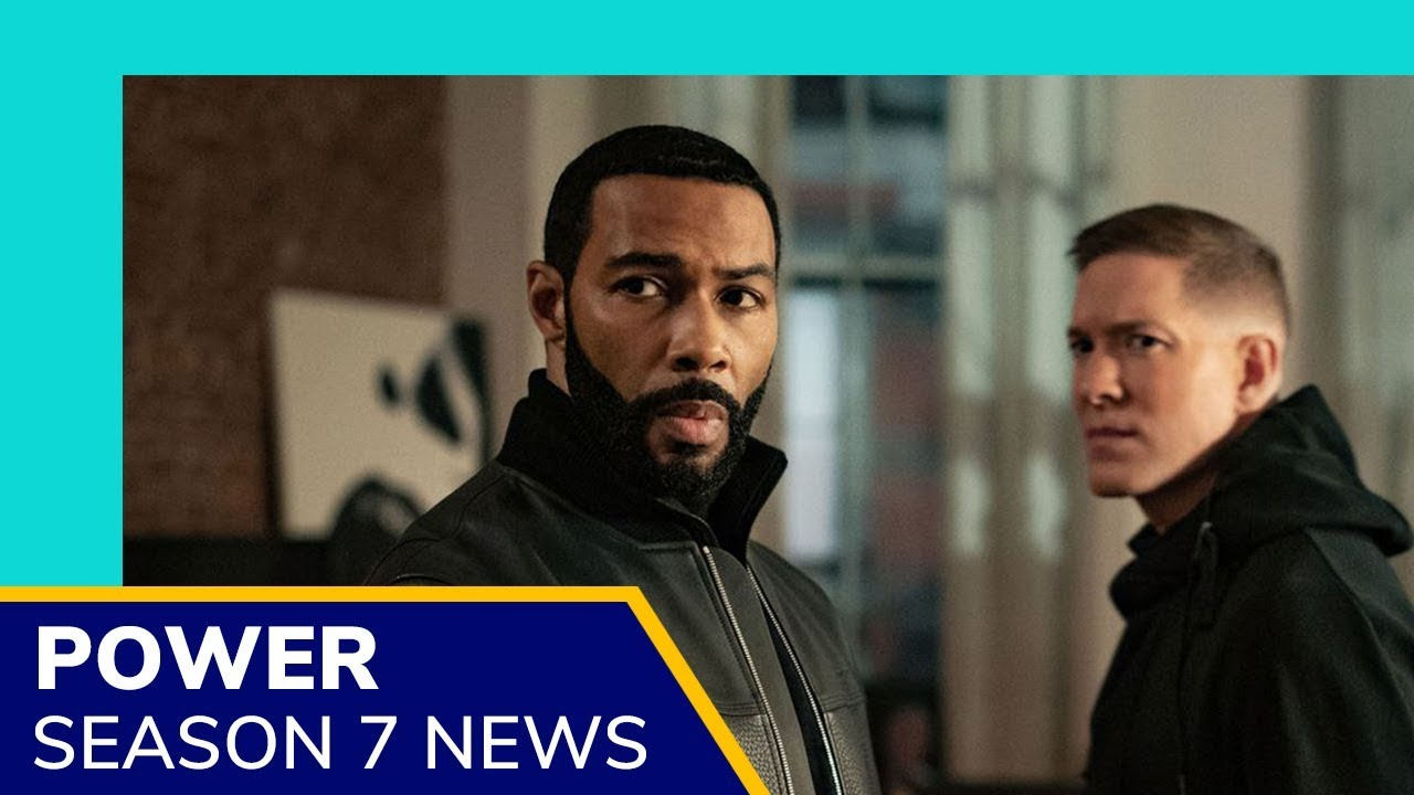 Download Power Season 7 is cancelled | Final episodes return to Starz on January 5, 2020
