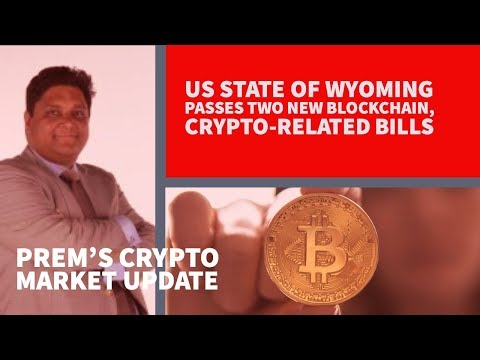 US State of Wyoming Passes Two New Blockchain, Crypto-Related Bills