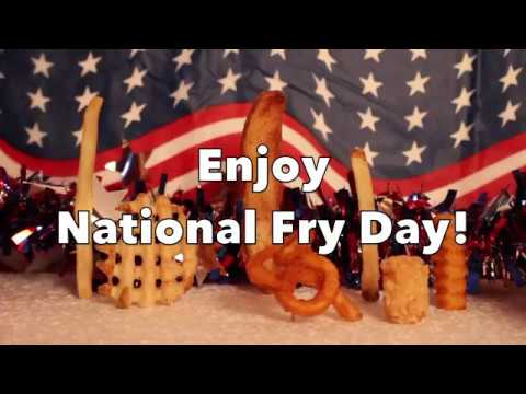 National Fry Day