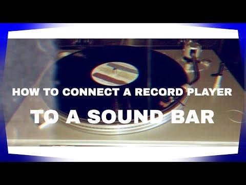 hook up my vizio sound bar