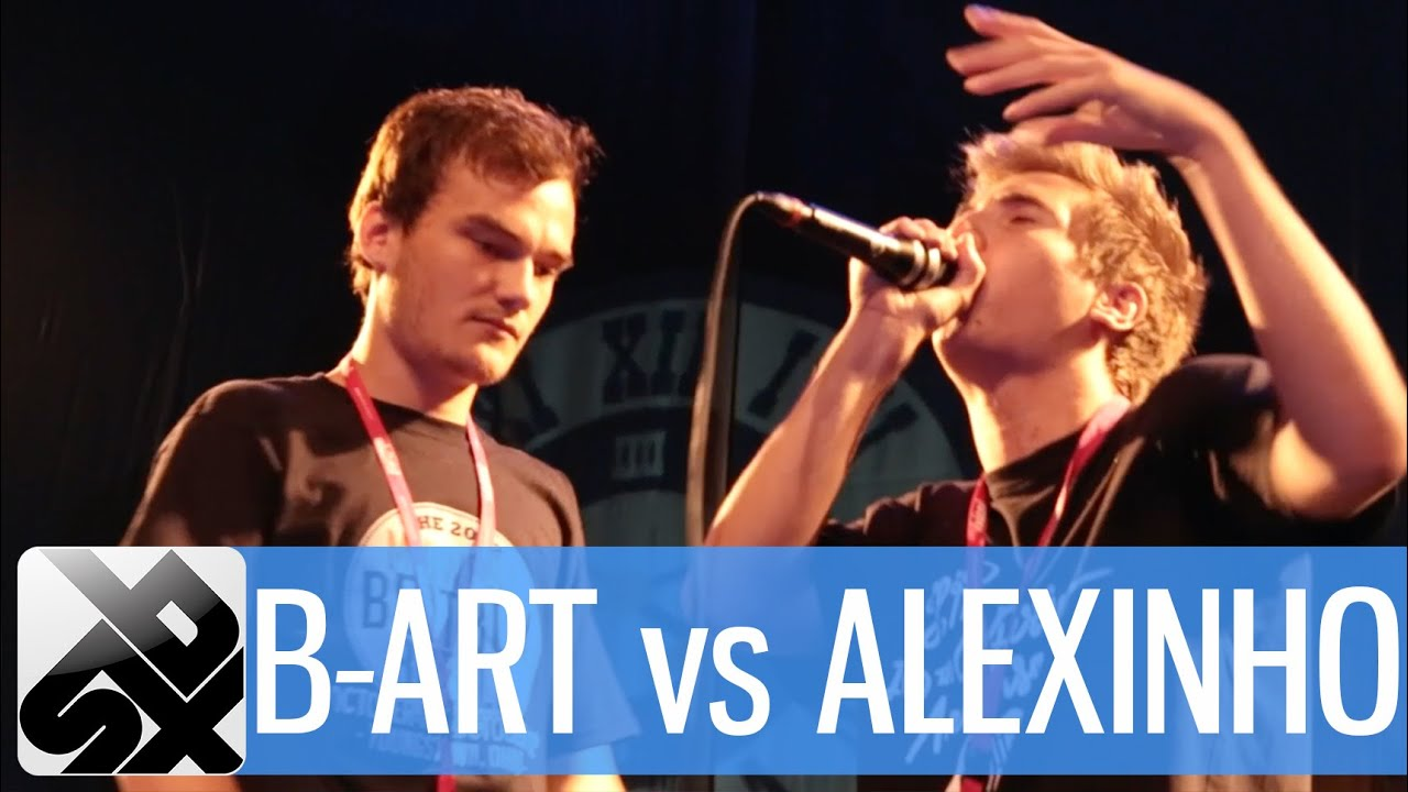 B Art: 1/4 Final - YouTube
