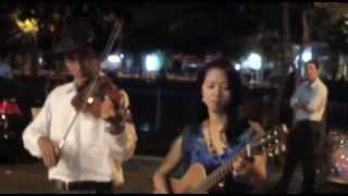 Khúc Vỹ Cầm & Tiếng Đàn Guitar - Tình đẹp bên kênh Nhiêu Lộc by duongdinhhung