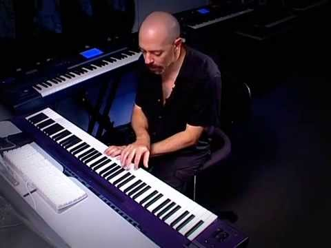 Jordan Rudess Keyboard Madness 2 Performance Programming