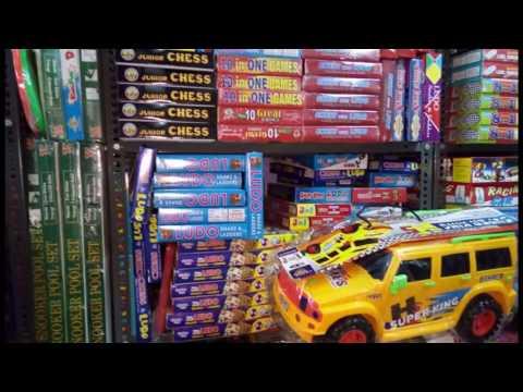 Boradgame Wholesale Market in Delhi