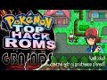 Top 5 Hack Roms Pokemon NDS/GBA 2018 - [DarkFex]