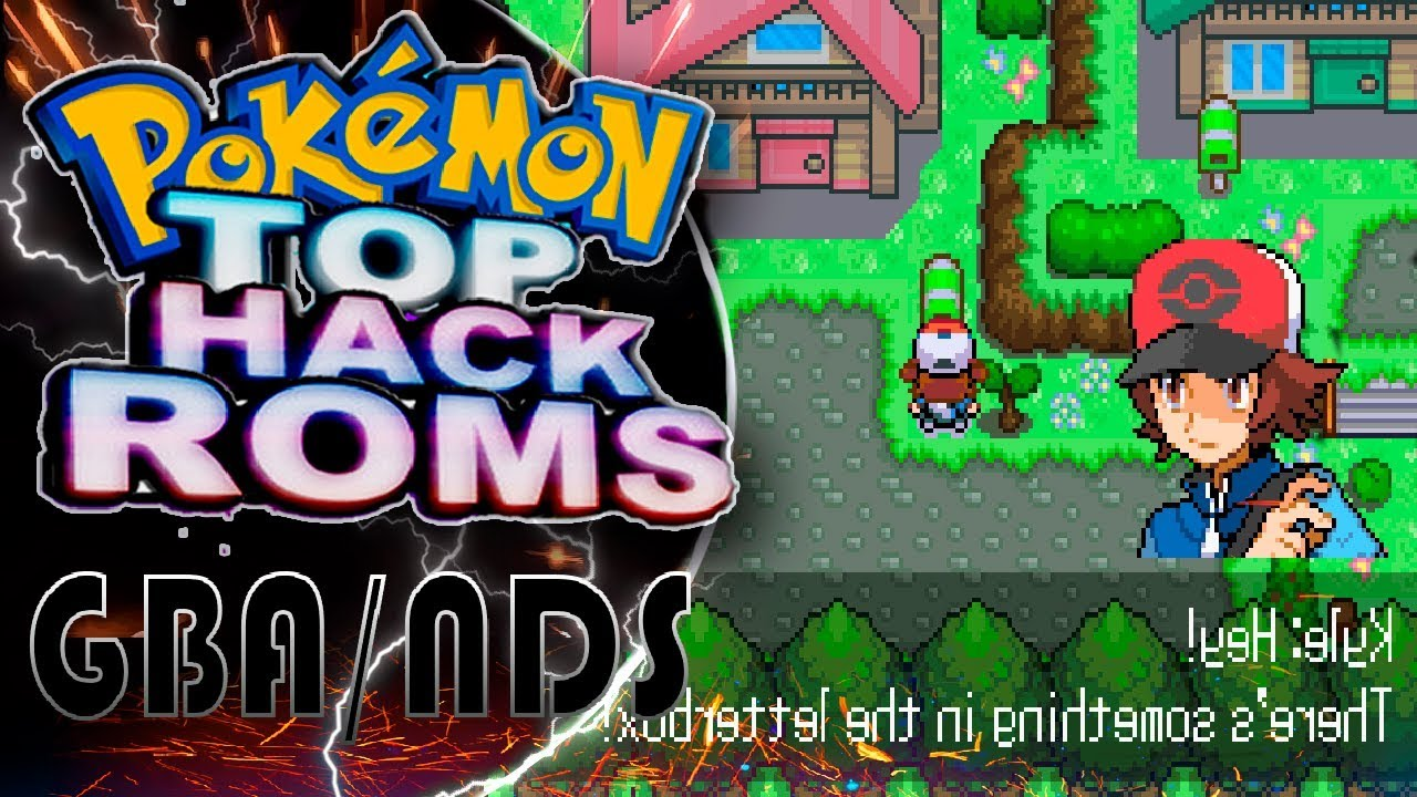 hack roms pokemon gba español completos android