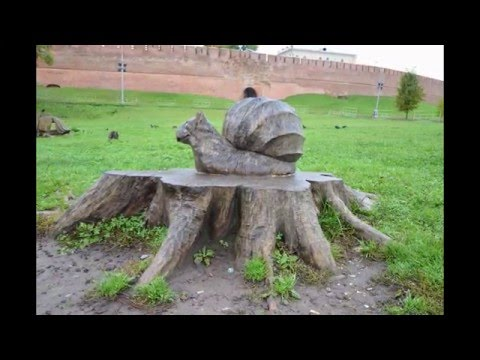 Veliky Novgorod - Russia. HD Travel.