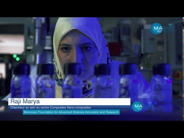 Fondation MAScIR - La valorisation des fibres naturelles