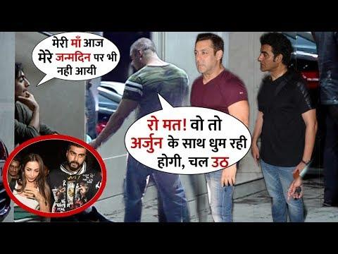 Malaika-Arbaaz Son Arhaan Khan Gets Emotional For His Mom In Front of Salman Khan and Sohail Khan Mp3