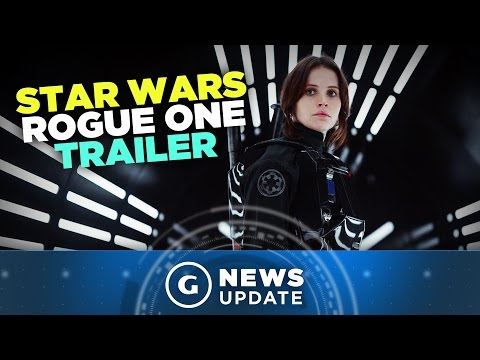 First Trailer Revealed for 2016's Star Wars Movie, Rogue One - GS News Update