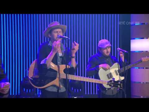 Nathaniel Rateliff - SOB | The Ray D'Arcy Show | RTÉ One