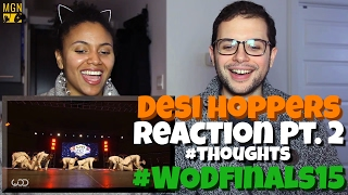 desi hoppers 1st place finals   frontrow   wodfinals15 reaction pt 2 thoughts