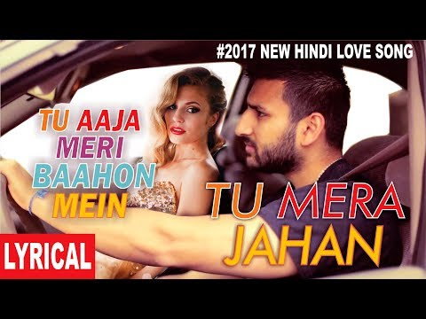 TU MERA JAHAN BY ALTAAF SAYYED | VERY SOULFUL LATEST HINDI SONG 2017 | AFFECTION MUSIC RECORDS
