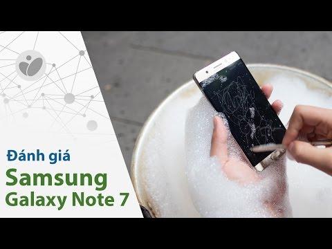 Tinhte.vn - [4K] Đánh giá Samsung Galaxy Note 7 , quay bằng Fujifilm X-T2