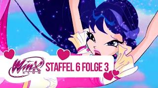 Winx Club: Staffel 6 Folge 3 - Die Fliegende Schule (Deutsch/German) [GANZE FOLGE]