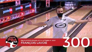 PBA Televised 300 Game #29: François Lavoie
