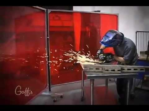 Welding & Grinding Work Cells Provide Employee Protection