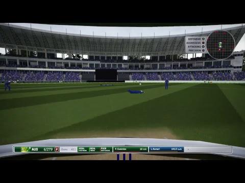 Ashes Cricket - Career - Australia's Tour of Sri Lanka - One Day International Series best of 3
