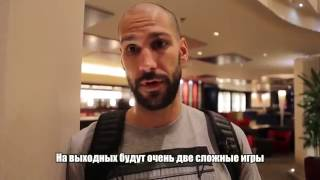Предсезонка.  АЕК vs.  ЦСКА
