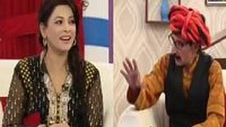Sawa Teen 2 April 2016 - Zara Akbar ( Punjabi Stage Actress) Part 2  - Punjabi Comedy Show