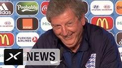 Russisch für Anfänger? Roy Hodgson schlagfertig! | England - Russland | EM 2016