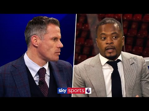 """""""NO ONE At Man Utd Is IMPROVING!""""   Carragher, Evra & Keane On United's Transfer Dealings"""