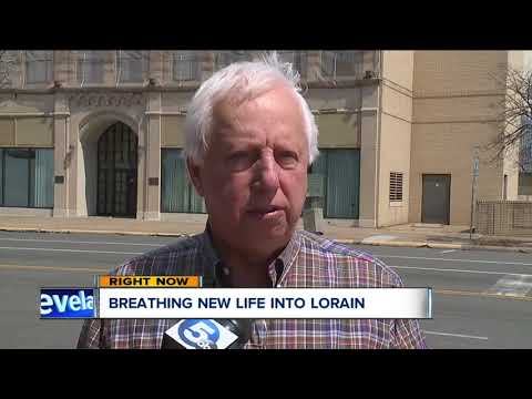 Several developers eye downtown Lorain; plans for hotel, brewery, townhouses