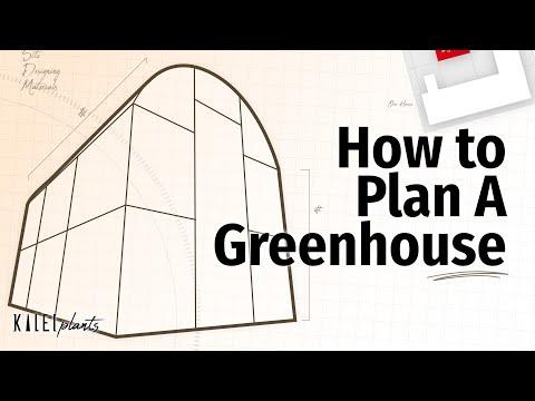 Paano Mag-Design ng Greenhouse for Succulents / Mga Dapat I-consider