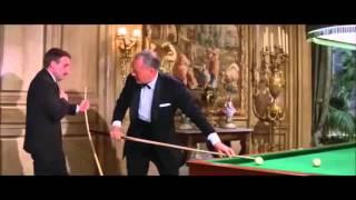 Partida de billar - El nuevo caso del inspector Clouseau (1.964)