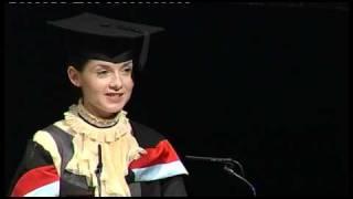 Student vote of thanks - University of Derby