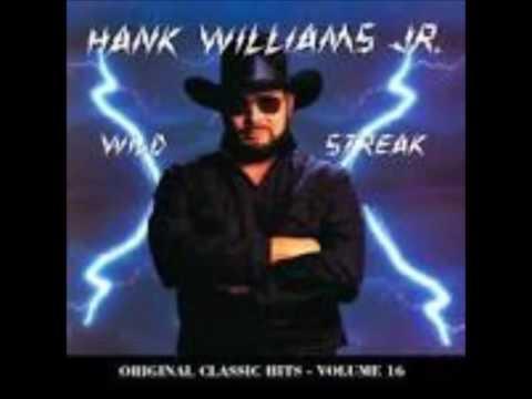 Hank Williams, Jr. - Wild Streak