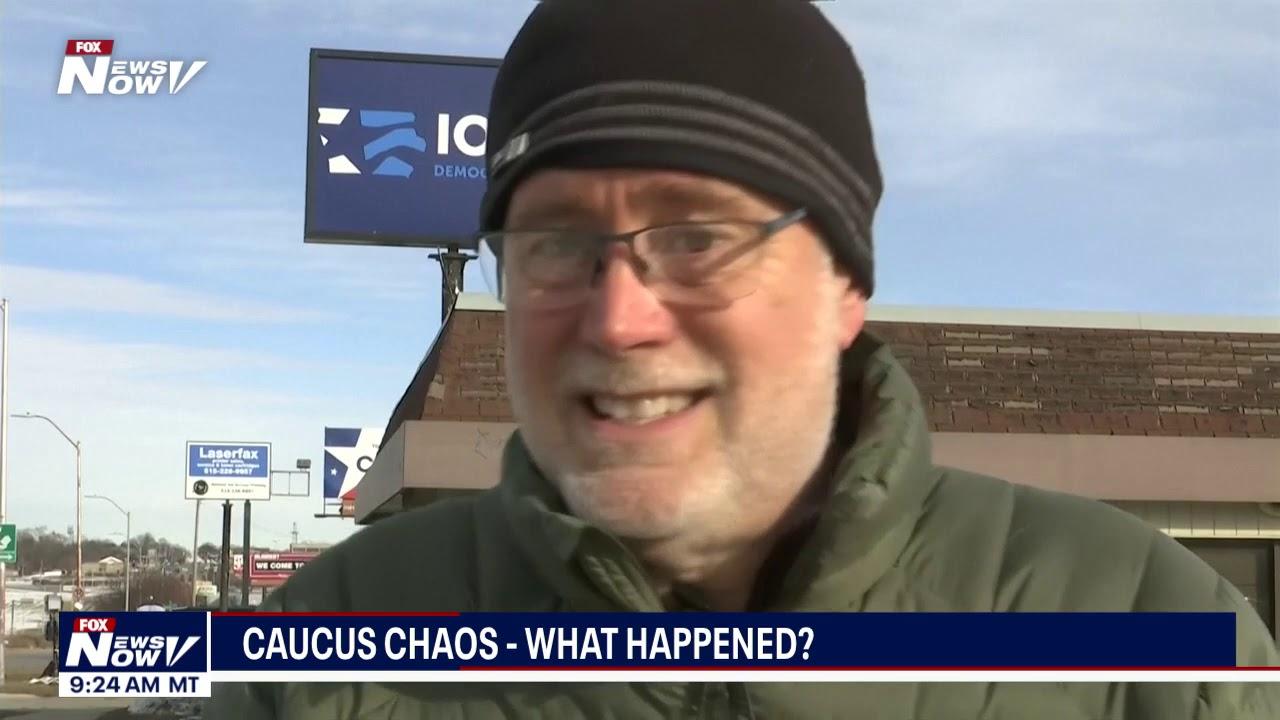 CAUCUS JUDGE Doesn't Know What Happened in Iowa - FOX 10 Phoenix