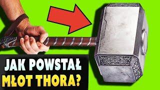 Jak powstał filmowy Młot Thora? - Komiksowe Ciekawostki