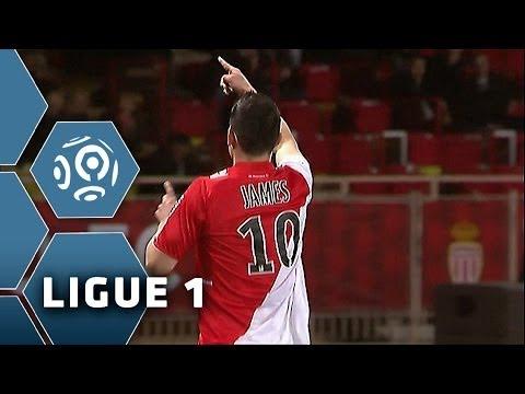 But James RODRIGUEZ (55' pen) - AS Monaco FC-FC Sochaux-Montbéliard (2-1) - 08/03/14 - (ASM-FCSM)