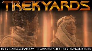 ST: Discovery Transporter Full Analysis (Trekyards)