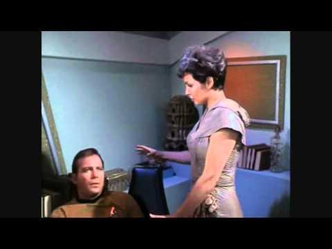 "Star Trek: Spock fights ""Nancy"""