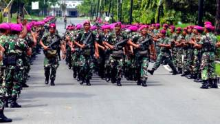 Video One Hour of Indonesian Military Music download MP3, 3GP, MP4, WEBM, AVI, FLV Juli 2018