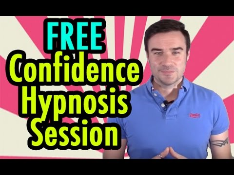 Free Confidence Hypnosis Session