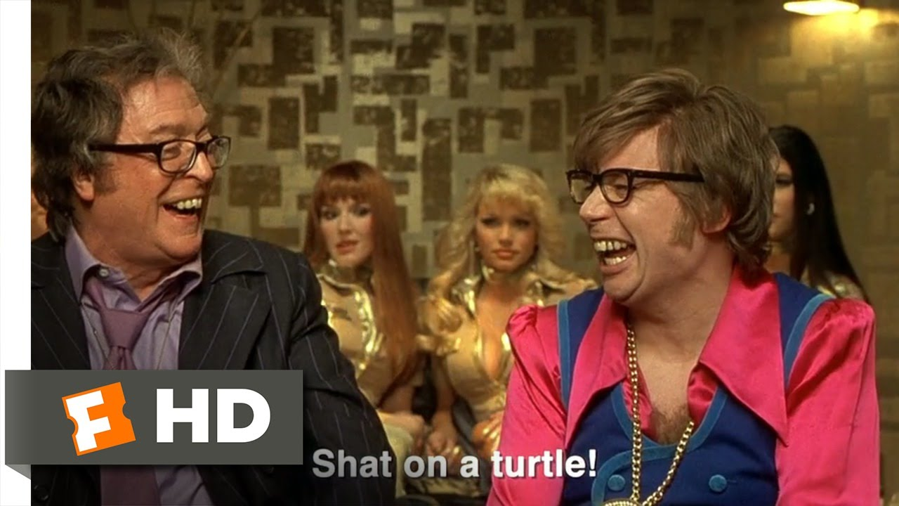 Naughty English - Austin Powers In Goldmember 35 Movie -1571