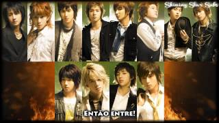 Super Junior - Rock This House - Legendado [PT-BR]