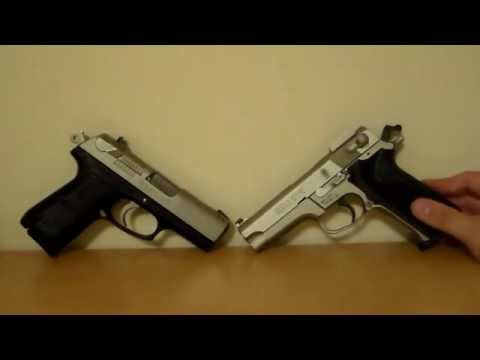 Ruger P95 Vs S Amp W
