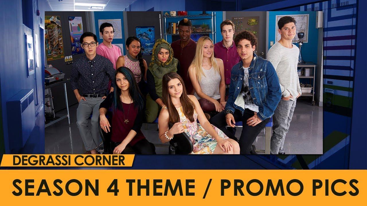 Degrassi: Next Class Season 4 Overall Theme & Promo Pics